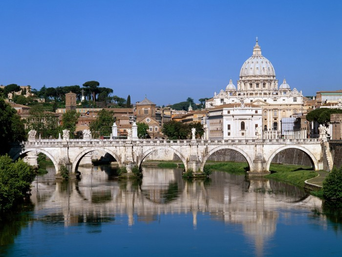 Top 5 European Cities - Rome